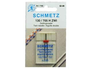 Aurifil Thread $0 - $4: Schmetz Universal Needle Twin Size 90/4.0