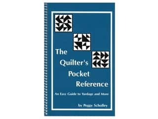 Quilter's Pocket Reference Book