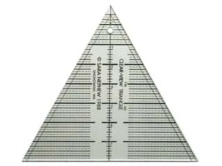 "Clearview Triangle Rulers 8"" Mini-Pro Triangle"
