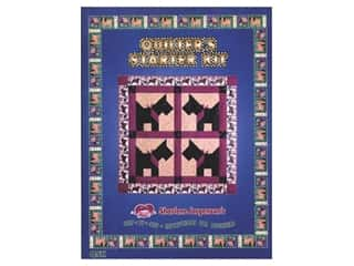 Quilter's Starter Kit Book with Templates