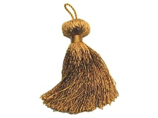 "Conso Princess Bell Tassel 3"" Old Gold"
