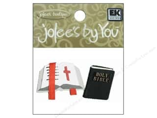 Religious Subjects Crafting Kits: EK Jolee's By You We Believe Bibles