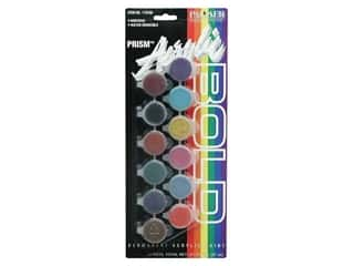 Acrylic Paint Set 12 Pot Bold
