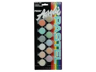 Acrylic Paint Set 12 Pot Pastel