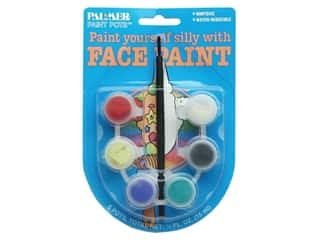 Halloween Kids Crafts: Palmer Face Paint Set 6 Pot Mini