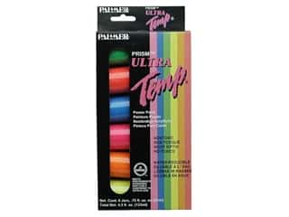 Tempera Paint Set 3/4oz 6pc Ultra