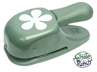 EK Paper Shapers Large Punch 1 1/2 in. Retro Flower
