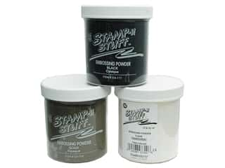 Stampendous Embossing Powder, SALE $4.09-$6.29.