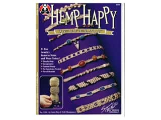 Design Originals Books Hemp Happy Book