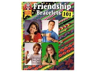 Friendship Bracelets 101 Book