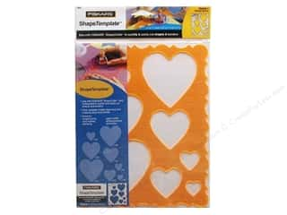 Fiskars ShapeTemplate Hearts #1