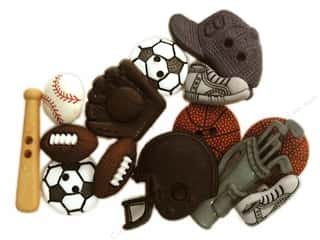 Holiday Sale: Jesse James Embellishments Novelty Sports