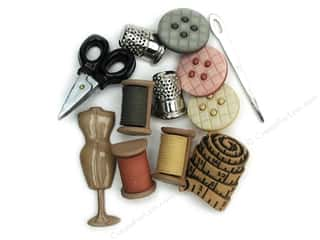 Craft Embellishments Sewing & Quilting: Jesse James Dress It Up Embellishments Sewing Room