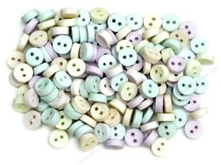 button: Jesse James Embellishments Tiny Pastel