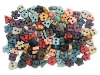 Jesse James Embellishments Tiny Sew Thru Shapes Folkware