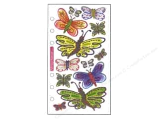 Highlighters: EK Sticko Stickers Vellum Butterflies