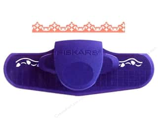 Borders Fiskars Punch: Fiskars Punch Border Lace