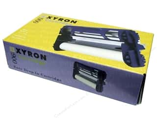 School Length: Xyron 9 in. Permanent Adhesive Refill