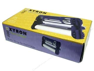 Glue and Adhesives Sheets: Xyron 9 in. Repositionable Adhesive Refill