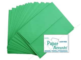 envelopes: 4 1/4 x 5 1/2 in. Envelopes 25pc. Green Grass