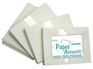 4 1/4 x 5 1/2 in. Envelopes by Paper Accents 100pc Cream