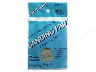 sandpaper: Eversand Packaged Sanding Pads Small 100/220