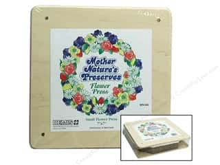 Mother Nature's Floral & Garden: Mother Nature's Preserves Flower Press Small