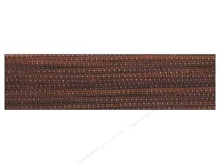 Accent Design Chenille Stem 12&quot; 3 mm TinyBrown (3 packages)
