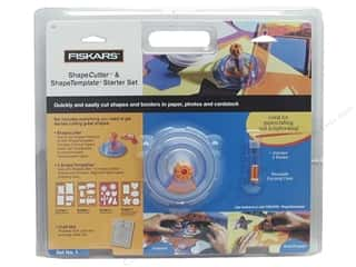 Fiskars ShapeCutter Starter Set #1