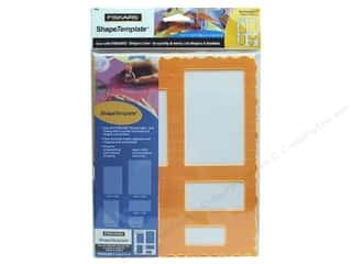 Fiskars ShapeTemplate Rectangles #1