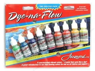 Jacquard Paint Exciter Pack: Jacquard Paint Exciter Pack Dyna-Flow