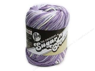 Light Worsted yarn: Lily Sugar 'n Cream Yarn  2 oz. #2027 Spring Swirl