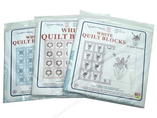 "Quilting Fabric: Jack Dempsey Quilt Blocks 18"" 6pc"