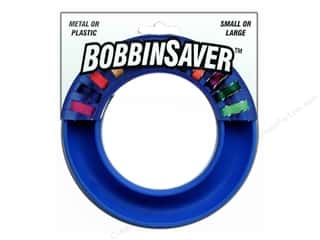 Blue Feather Products, Inc: BobbinSaver Bobbin Holder Blue
