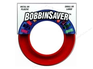 Blue Feather Products, Inc: BobbinSaver Bobbin Holder Red