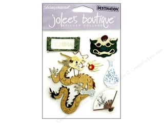 Clearance Blumenthal Favorite Findings: Jolee's Boutique Stickers Destination China