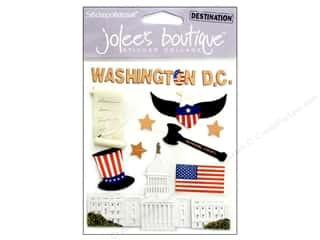 House of White Birches 11 in: Jolee's Boutique Stickers Destination Washington DC