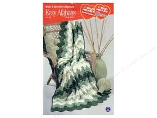 Coats & Clark Easy Afghans Book