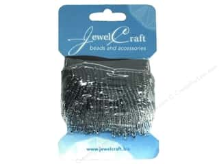 JewelCraft Beaded Trim 1 yd Black (3 packages)