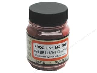 Jacquard: Jacquard Procion MX Dye 2/3 oz. Brilliant Orange