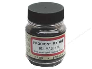 Jacquard Procion MX Dye 2/3 oz Magenta