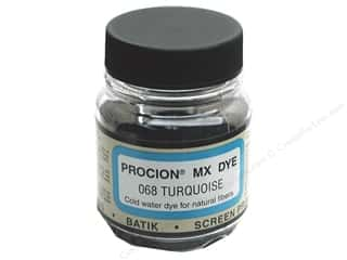 Jacquard Procion MX Dye 2/3 oz Turquoise