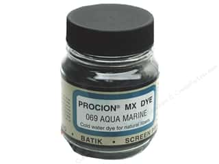 Jacquard Procion MX Dye 2/3 oz Aqua Marine