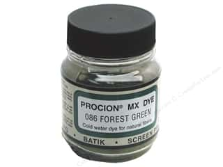 Jacquard Procion MX Dye 2/3 oz Forest Green