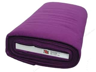 National NW WoolFelt  36&quot; Bolt Purple (10 yards)
