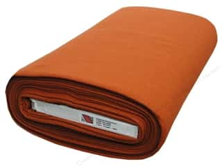 "National Non Wovens Felt on Bolt: National Nonwovens WoolFelt  36"" Bolt Copper (10 yards)"