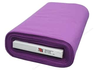 "National Non Wovens Felt on Bolt: National Nonwovens WoolFelt  36"" Bolt Lavender (10 yards)"