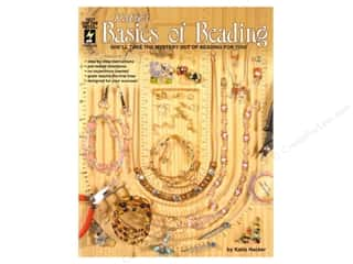 Books & Patterns Sale: Hot Off The Press Katie's Basics Of Beading Book