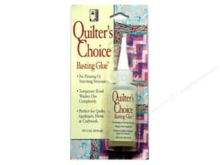 fabric glue: Beacon Quilter's Choice Basting Glue 2 oz.
