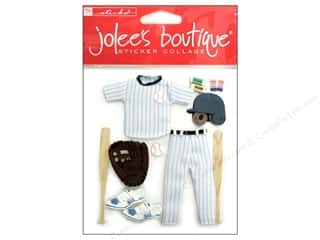 Jolee's Boutique Stickers Sports Baseball